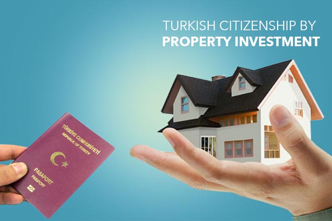 VERY EASY TO GET TURKISH CITIZENSHIP BY PROPERTY INVESTMENT