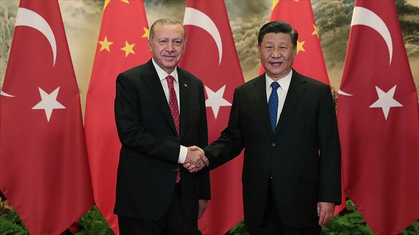 China and Turkey Business co operation