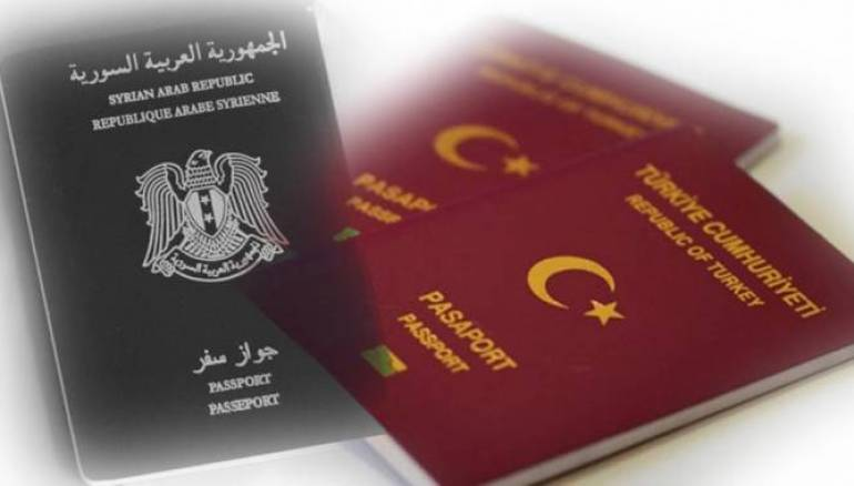 Turkish Citizenships for Syrians